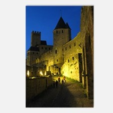 "Carcassonne ""La Cite"" Postcards (Package"