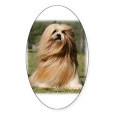 Lhasa Apso 9Y394D-104 Decal