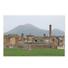 Pompei Postcards (Package of 8)