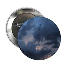 "Evening Clouds 2.25"" Button"