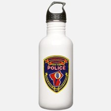 Westchester Police CSI Water Bottle
