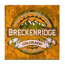 Breckenridge Colorado Tile Coaster
