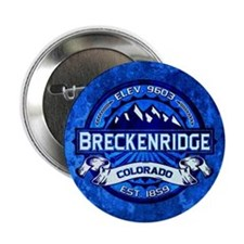 "Breckenridge Colorado 2.25"" Button"