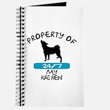 Kai Ken Journal