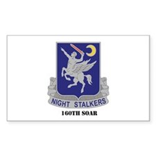 160th Special Operations Aviation Regiment Decal