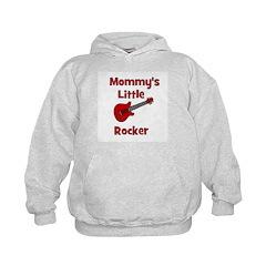 Mommy's Little Rocker Hoodie