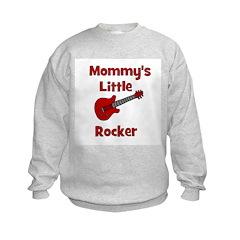 Mommy's Little Rocker Sweatshirt