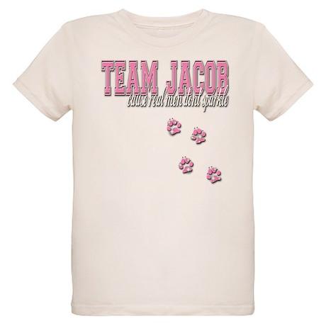Team Jacob Organic Kids T-Shirt