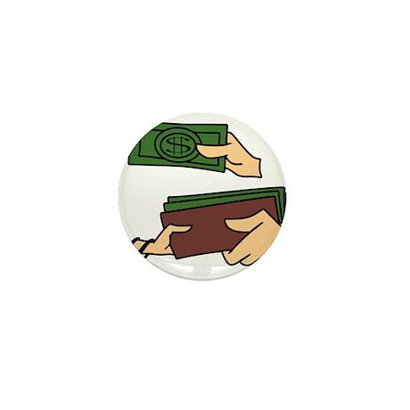 Jetson Money Mini Button (10 pack)