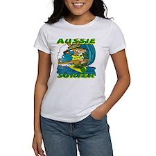 AU Surfer Tee