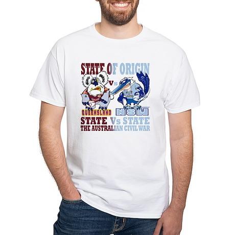 Origin White T-Shirt
