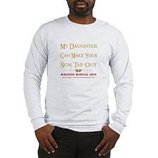 MMA - Daughter 2 - Long Sleeve T-Shirt