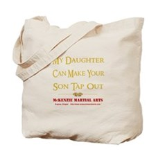 MMA - Daughter 2 - Tote Bag