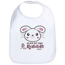 Chinese New Year 2011 Rabbit Bib