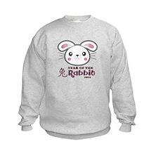 Chinese New Year 2011 Rabbit Sweatshirt