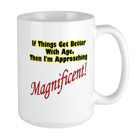 Magnificent Age! Large Mug