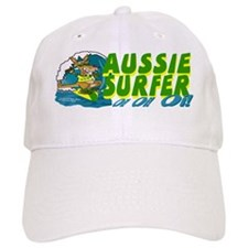 AU Surfer Baseball Cap