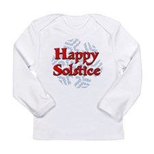 Happy Solstice Long Sleeve Infant T-Shirt