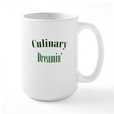 Culinary Dreamin' green Mug