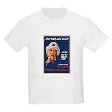 Nasal Hygiene Kids T-Shirt