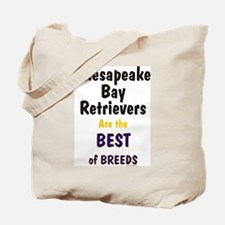 Chesapeake Bay Retriever Best Tote Bag