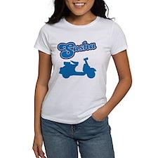 Sasha - Scrubs t shirt Tee