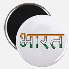 India (Hindi) Magnet