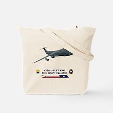 C-5A Galaxy Tote Bag