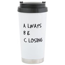 Glengarry ABC Travel Mug