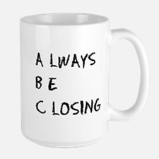 Glengarry ABC Mug