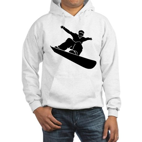 Go Snowboarding! Hooded Sweatshirt