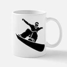 Go Snowboarding! Small Small Mug