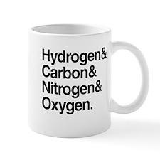 Life Elements: List Mug