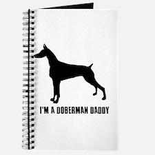 i'm a doberman daddy Journal