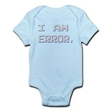 I Am Error Infant Bodysuit