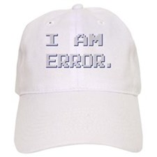I Am Error Baseball Cap