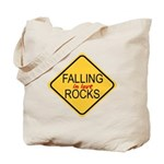 Falling In Love Rocks Tote Bag