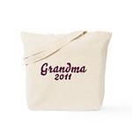 Grandma 2011 Tote Bag