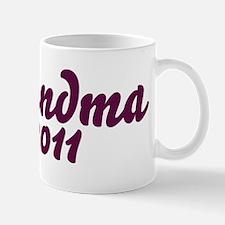 Grandma 2011 Mug