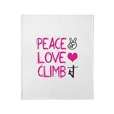 Lineman Throw Blanket