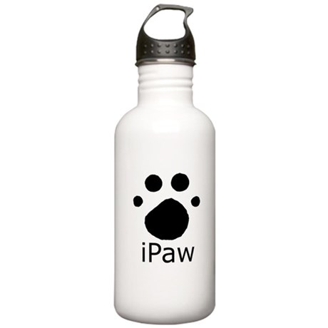 iPaw Stainless Water Bottle 1.0L