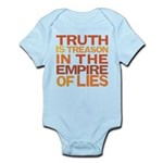 Truth is Treason Infant Bodysuit