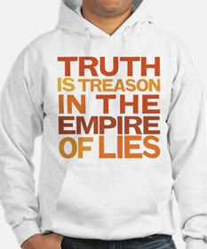 Truth is Treason Hoodie