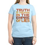 Truth is Treason Women's Light T-Shirt