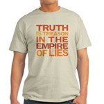Truth is Treason Light T-Shirt