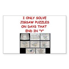 jigsaw puzzle Decal