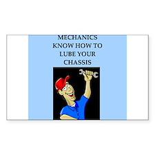 car auto mechanic Decal