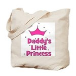 Daddy's Little Princess with Tote Bag