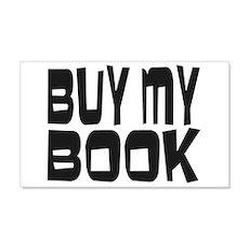 Buy My Book 22x14 Wall Peel