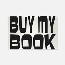 Buy My Book Rectangle Magnet (10 pack)